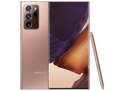 三星 Galaxy Note 20 Ultra(12GB/256GB/全网通/5G版)6.9英寸  3200x1440像素 10800万像素主镜头+1200万像素超广角镜头+1200万