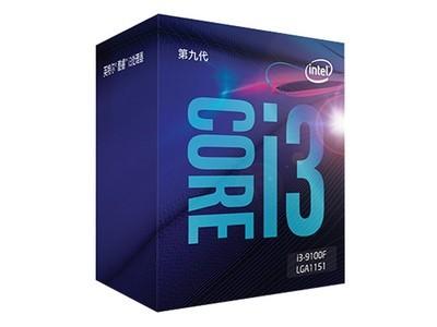 Intel 酷睿i3 9100F