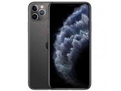 苹果 iPhone 11 Pro Max(6GB/64GB/全网通)6.5英寸 2688x1242像素 后置:1200万广角摄像头+1200万超广角摄像 前置:1200万像素